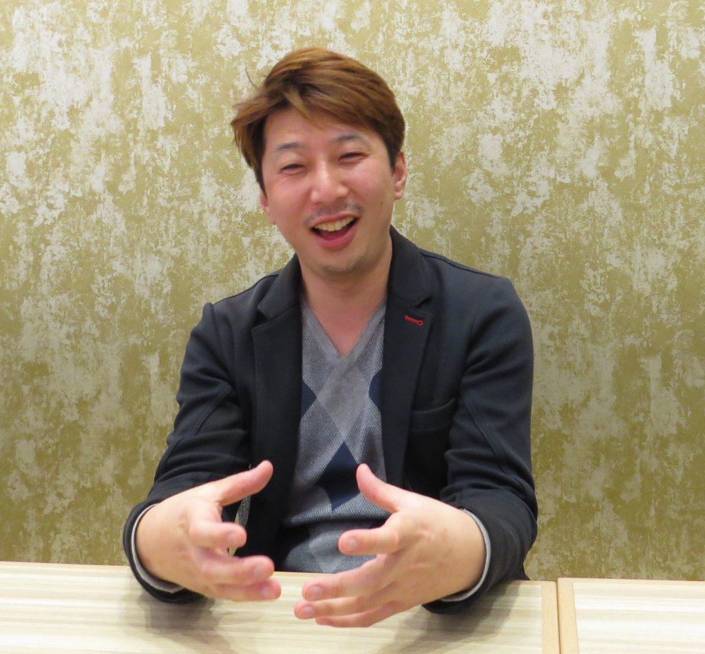 株式会社マッシュルーム 代表取締役CEO 原庸一朗 氏