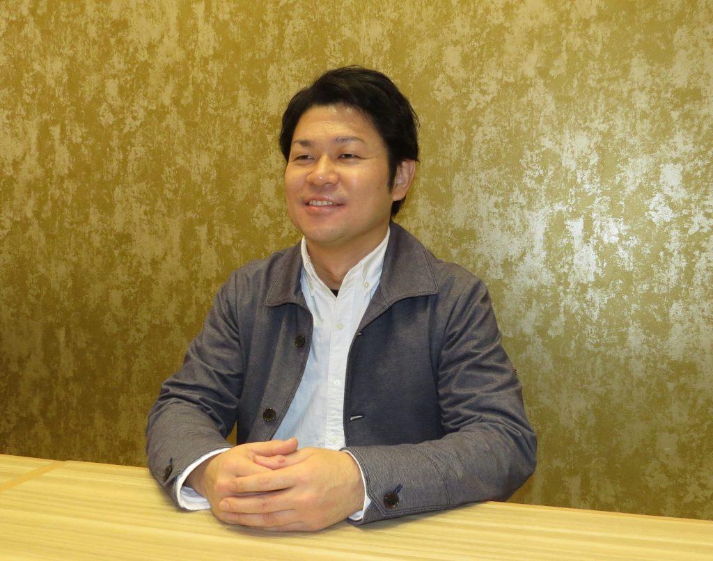アレスカライフ・テクノロジーズ アレスカジャパン 代表取締役 片桐 規次 氏